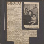 A page from the scrapbook