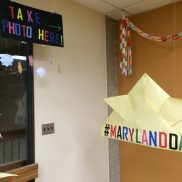 Maryland Day 2016 - photo booth