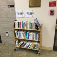We have some free books every year.