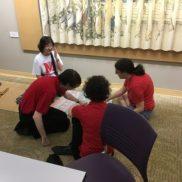 Korean game demonstration